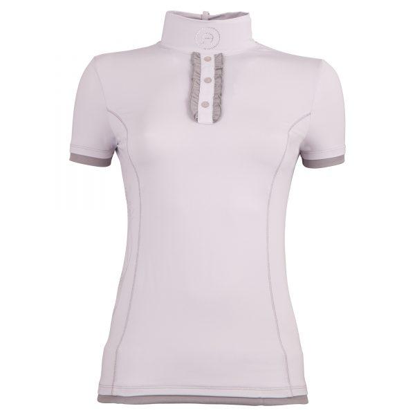 C-WEAR shirt ATP13202 ANKY Fancy S / S gris