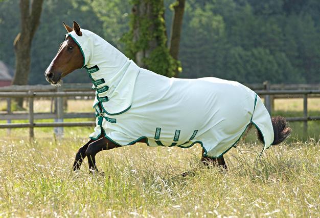 Horseware -Chemise anti-insectes Rambo Sweetitch Hoody