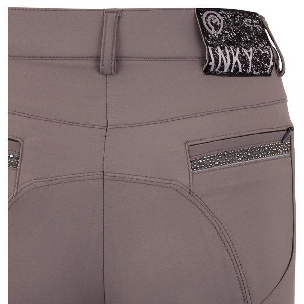 pantalon anky gris