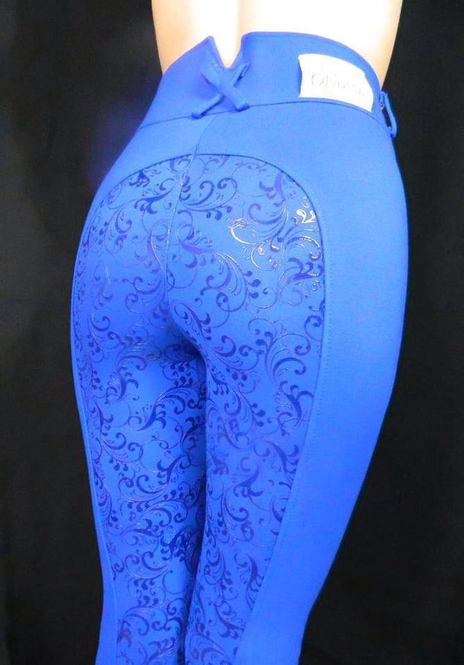 Olvossa – Pantalon silicone taille haute