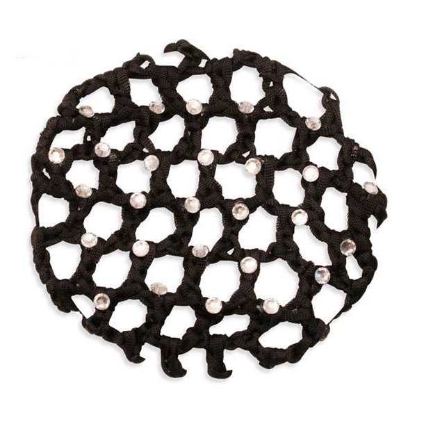 SD Design® Hairnet with Crystals