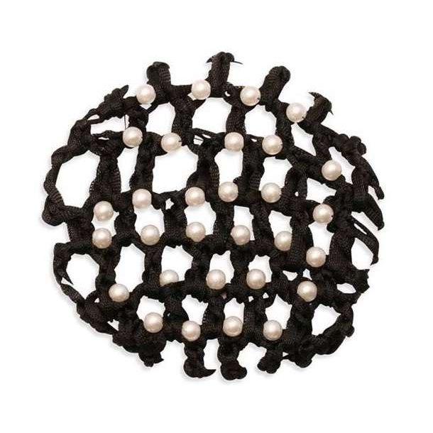 SD Design® – Filet pour cheveux avec perles. K-103