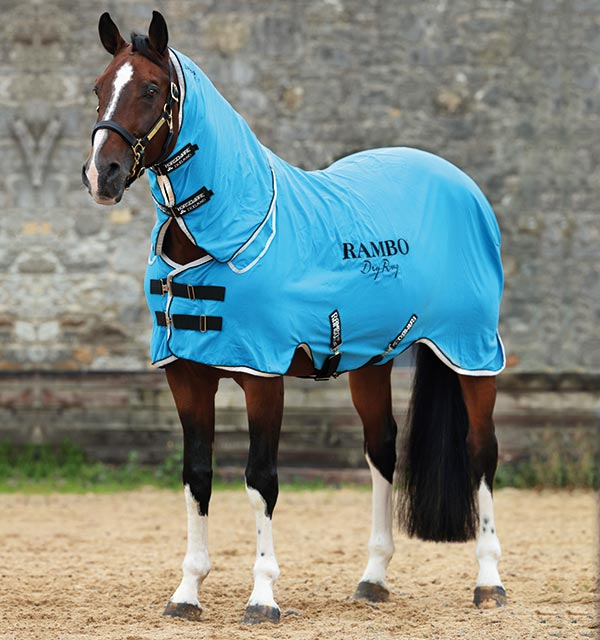 Horseware –  Rambo Supreme Dry rug