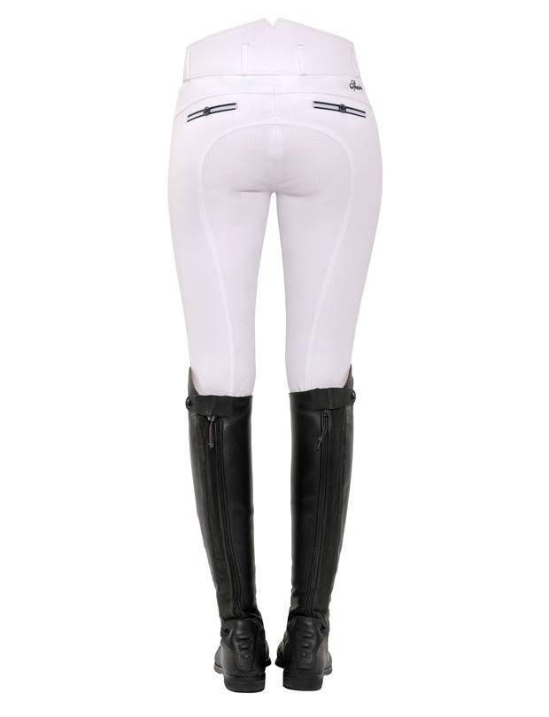 Spooks – Pantalon Ricarda Dressage (taille haute) full grip