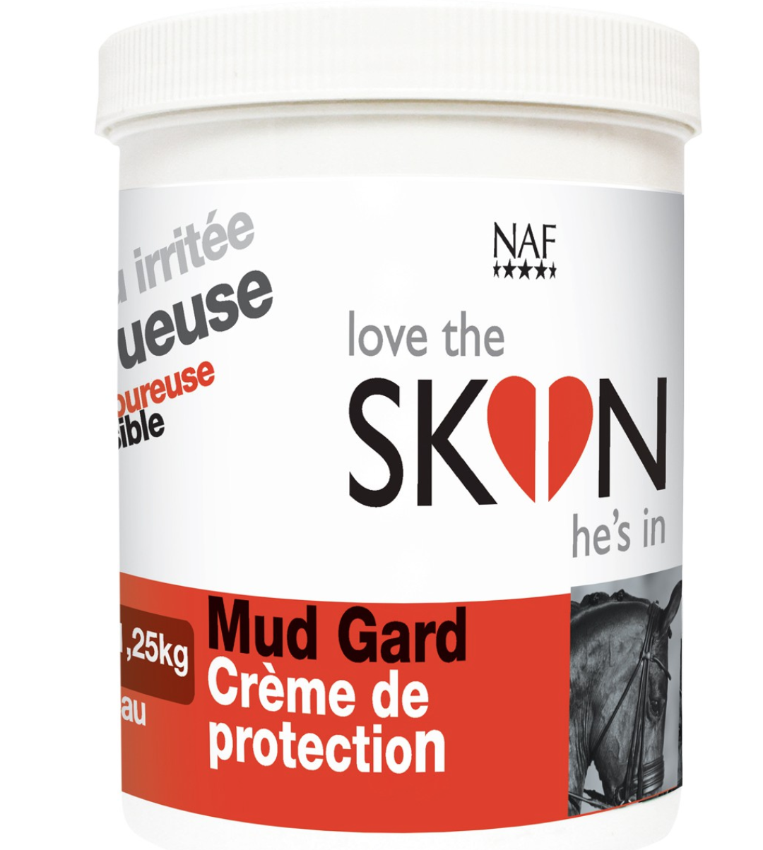 NAF – Mud Gard crème protectrice 1,25 kg