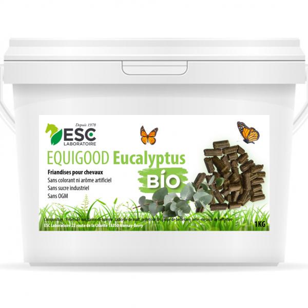 ESC Laboratoire – Equigood Eucalyptus Bio