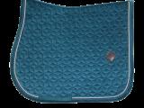 Kentucky – Tapis Velvet jumping (moutarde, rose, émeraude, bleu clair, parme, vert foncé)