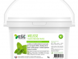 Esc Laboratoire – Mélisse – Estomac sensible et acidité gastrique cheval – Plante pure