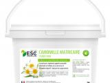 Esc Laboratoire – Camomille matricaire – Stress et inconfort digestif cheval – Plante pure