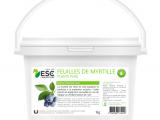 Esc Laboratoire – Feuilles de Myrtille – Protection des yeux cheval – Plante pure