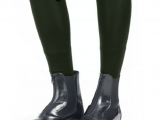 Equestrian Stockholm – Chaussettes Olive