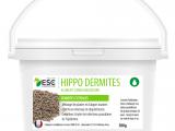 Esc Laboratoire – Hippo Dermites – Dermite estivale Cheval 2kg– Complément enrichi à base de plantes