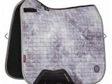 Lemieux – Tapis de dressage glacé gris